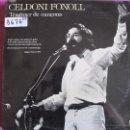 Discos de vinilo: LP - CELDONI FONOLL - TRAGINER DE CANÇONS (SPAIN, DISCOS BELTER 1982). Lote 52775291
