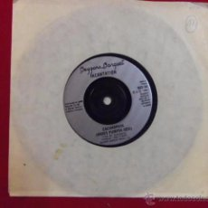 Discos de vinilo: DISCO VINILO/SINGLE. CACHARPAYA. ANDES PUNPSA DESI/ON THE WING OF A CONDOR. BEG 84. 45 RPM. 1982. Lote 52777737