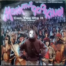 Discos de vinilo: MARK THE 909 KING! CAN YOU DIG IT. THE ALBUM. (BSO). POWER MUSIC, USA 1995 (2 LP) VINILO. Lote 52778599