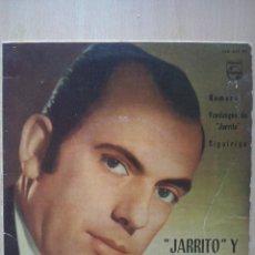 Discos de vinilo: JARRITO Y SU DUENDE- CUANDO VENGAN +2- EP PHILIPS 1960. Lote 57969939