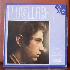 Discos de vinilo: LLUIS LLACH - IRENE/RES NO HA ACABAT/UNA IL.LUSIO/RESPONT-ME PREST (ORLADOR, 1970). Lote 52799467