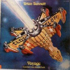 Discos de vinilo: BRIAN BENETT - VOYAGE A JOURNEY INTO DISCOID FUNK. Lote 52803740