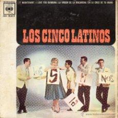 Discos de vinilo: LOS CINCO LATINOS - ET MAINTENANT - EP. Lote 52806331