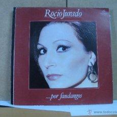Discos de vinilo: ROCIO JURADO - ... POR FANDANGOS - COLUMBIA CP 9637 - 1980. Lote 52806360