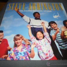 Discos de vinilo: STEVE ARRINGTON --- THE JAMMIN' NATIONAL ANTHEM. Lote 52815558