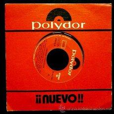 Discos de vinilo: ANDRES CAPARROS (SINGLE 1976) AY GAVILAN / AMIGA MIA. Lote 52816336