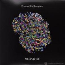 Discos de vinilo: 2LP +CD ECHO AND THE BUNNYMEN METEORITES VINILO. Lote 52822024