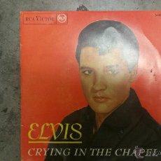 Discos de vinilo: ELVIS PRESLEY . Lote 52822975