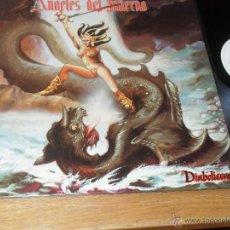 Discos de vinilo: ANGELES DEL INFIERNO LP DIABOLICCA MADE IN SPAIN 1985 DIABOLICA. Lote 52823484
