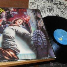 Discos de vinilo: ANTHRAX LP SPREADINGTHE DISEASE MADE IN SPAIN 1985. Lote 52823669