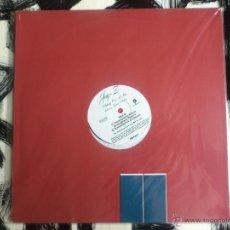 Discos de vinilo: JAY Z - WISHING ON A STAR - GWEN DICKEY - MAXI - VINILO - PROMO - ROC A FELLA RECORDS. Lote 52825054