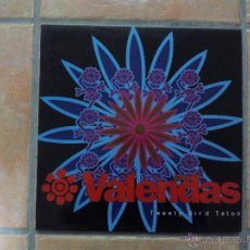 Discos de vinilo: LOS VALENDAS - TWEETY BIRD TATTOO MAXI 12'' - MUNSTER RECORDS - 1992. Lote 52830990