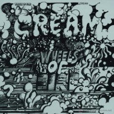 Discos de vinilo: 2LP CREAM WHEELS OF FIRE VINILO PSYCH ROCK BLUES. Lote 73612213