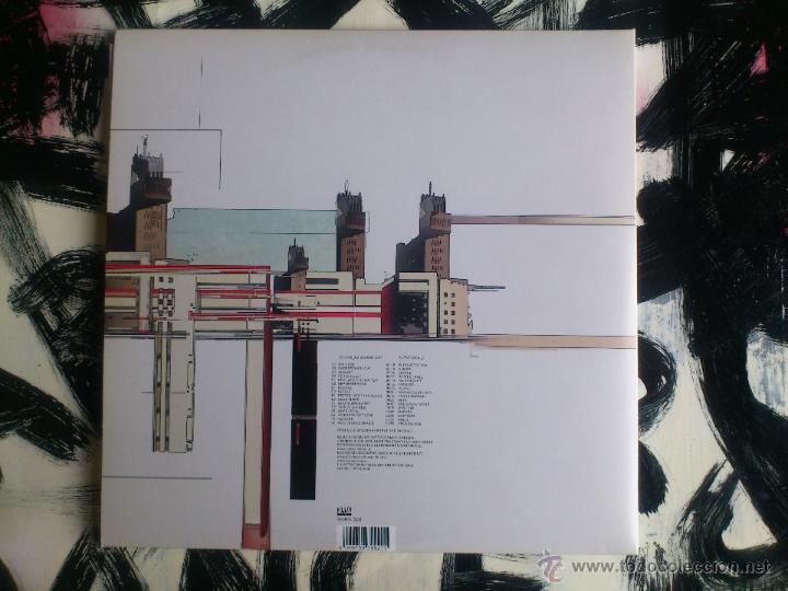 Discos de vinilo: ED CASE - ED´S GUEST LIST - CUADRUPLE VINILO - LP - SONY - 2002 - Foto 3 - 52840397