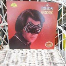 Discos de vinilo: ORION– SUNRISE.LP ORIGINAL USA 1979.VINILO DORADO.SELLO SUN. Lote 52841254