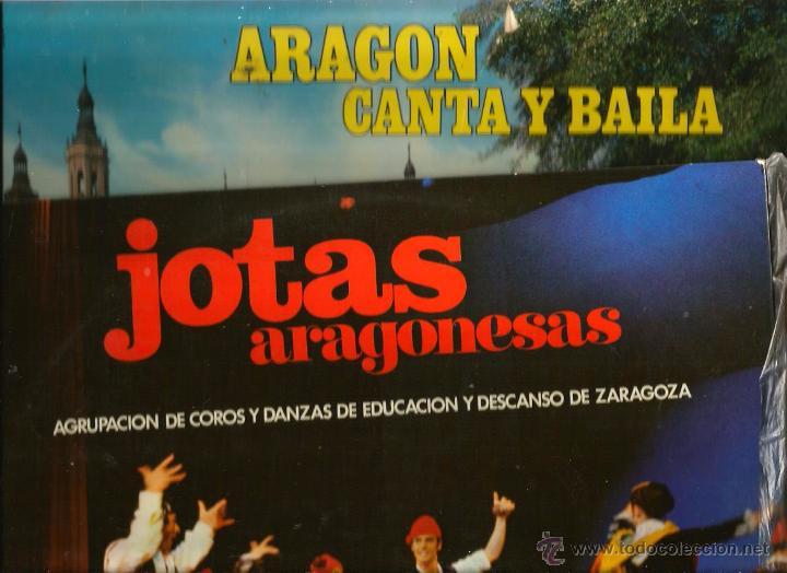 15 LP´S ARAGON FOLK ( JOTAS ARAGONES ARAGONESA VIRGEN DEL PILAR ZARAGOZA CALATAYUD VIVA LA JOTA ) (Música - Discos - LP Vinilo - Étnicas y Músicas del Mundo)