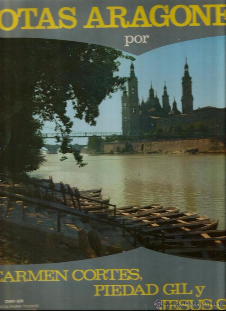 Discos de vinilo: 15 LP´S ARAGON FOLK ( JOTAS ARAGONES ARAGONESA VIRGEN DEL PILAR ZARAGOZA CALATAYUD VIVA LA JOTA ) - Foto 5 - 52845083