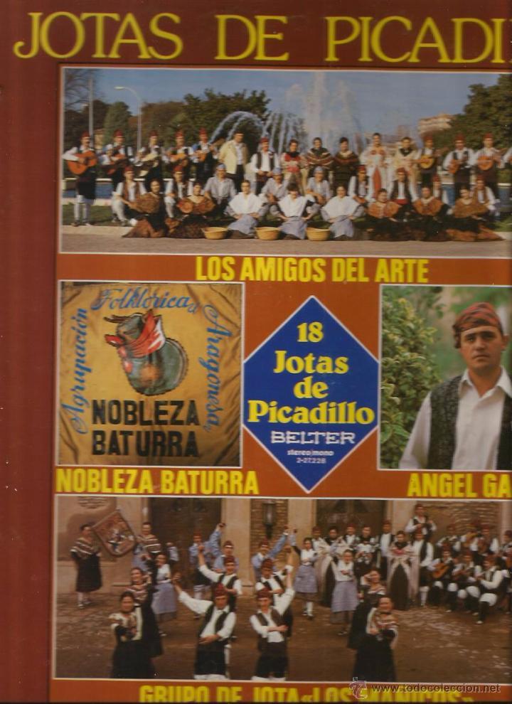 Discos de vinilo: 15 LP´S ARAGON FOLK ( JOTAS ARAGONES ARAGONESA VIRGEN DEL PILAR ZARAGOZA CALATAYUD VIVA LA JOTA ) - Foto 6 - 52845083