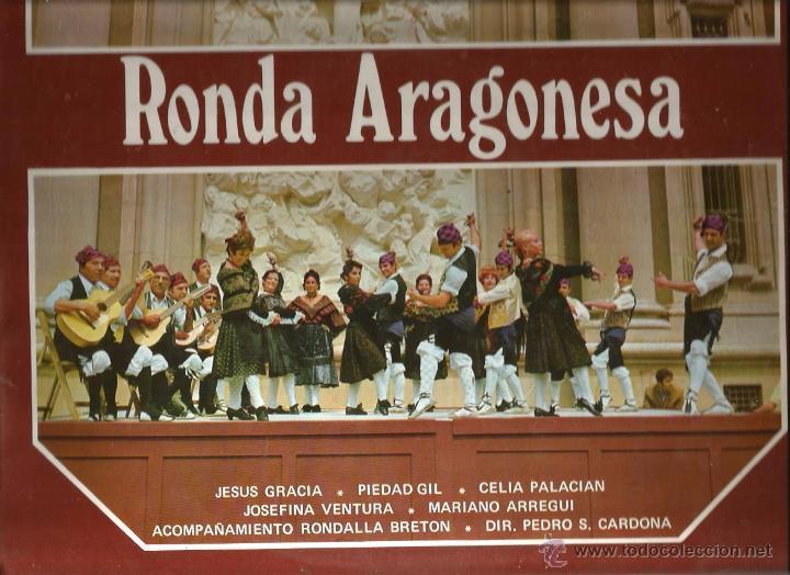 Discos de vinilo: 15 LP´S ARAGON FOLK ( JOTAS ARAGONES ARAGONESA VIRGEN DEL PILAR ZARAGOZA CALATAYUD VIVA LA JOTA ) - Foto 9 - 52845083