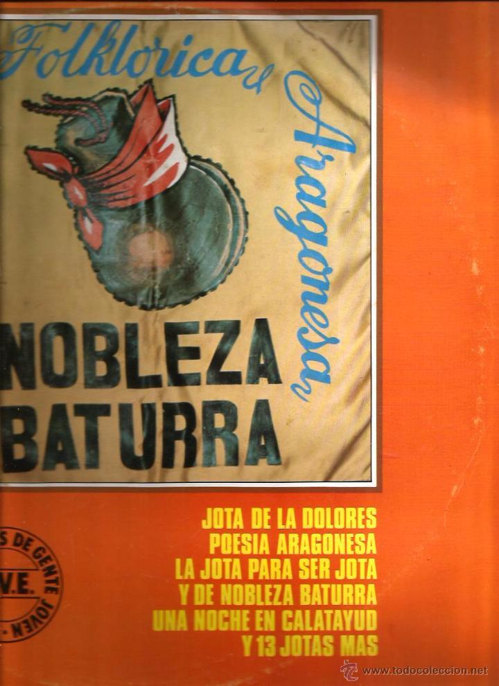 Discos de vinilo: 15 LP´S ARAGON FOLK ( JOTAS ARAGONES ARAGONESA VIRGEN DEL PILAR ZARAGOZA CALATAYUD VIVA LA JOTA ) - Foto 10 - 52845083