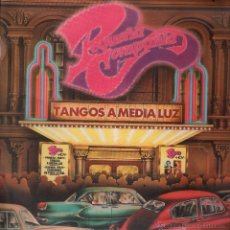 Discos de vinilo: TANGOS A MEDIA LUZ PEQUEÑA COMPAÑIA LP. Lote 52846932