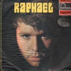 Discos de vinilo: RAPHAEL LP. Lote 52847025
