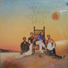 Discos de vinilo: SERGIO MENDES & BRASIL 66 - FOOL ON THE HILL. Lote 52850560