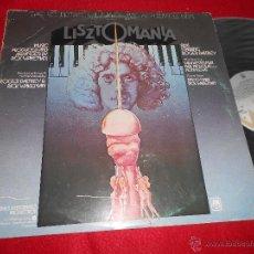 Discos de vinilo: LISZTOMANIA BSO OST ROGER DALTREY+RICK WAKEMAN LP 1976 A&M ESPAÑA SPAIN RINGO STARR BEATLES. Lote 52851538