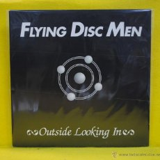 Discos de vinilo: FLYING DISC MEN - OUTSIDE LOOKING IN - LP. Lote 52863303