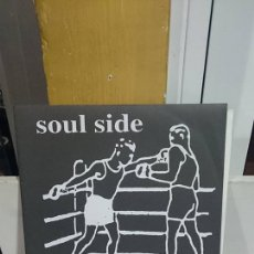 Discos de vinilo: SOUL SIDE / 18 ANY USE OF THE ROPES / 2 X EPS / KOMISTA 1991. Lote 52864424