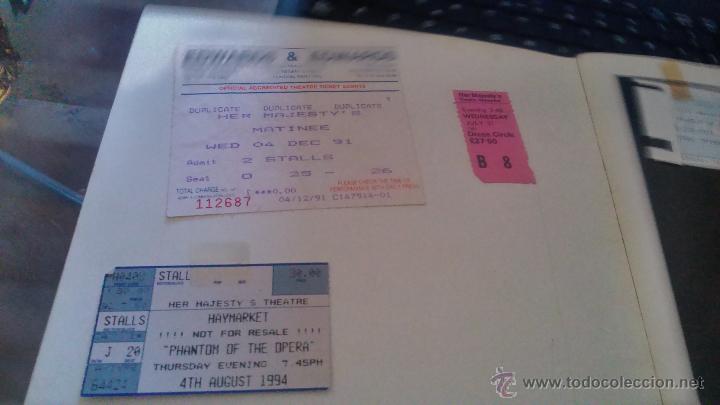 Discos de vinilo: THE PHANTOM OF THE OPERA 1986 - Foto 3 - 52865920