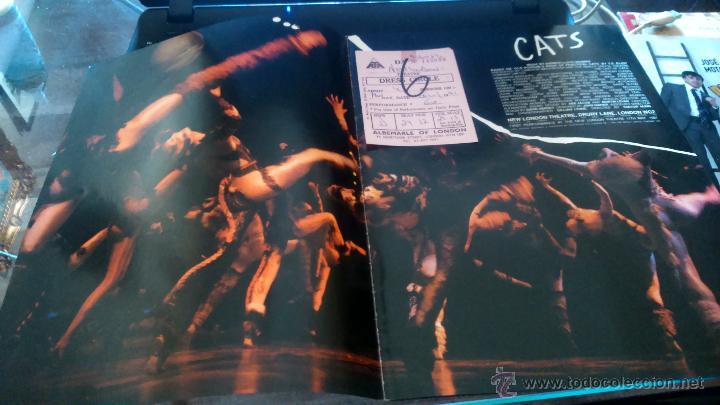 Discos de vinilo: THE PHANTOM OF THE OPERA 1986 - Foto 5 - 52865920