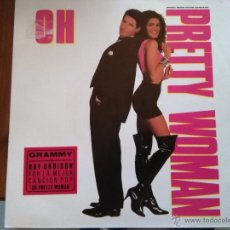 Dischi in vinile: ROY ORBISON 7' SG OH PRETTY WOMAN +1, PROMOCIONAL, SPANISH EDIT JULIA ROBERTS RICHARD GERE. Lote 52869842