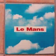 Discos de vinilo: LE MANS - S/T - LP - ELEFANT RECORDS - 1993 - FAMILY PLANETAS - RARO. Lote 52874593