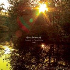 Discos de vinilo: LP ORTHODOX AMANECER EN PUERTA OSCURA SPANISH PROG VINILO. Lote 52878681