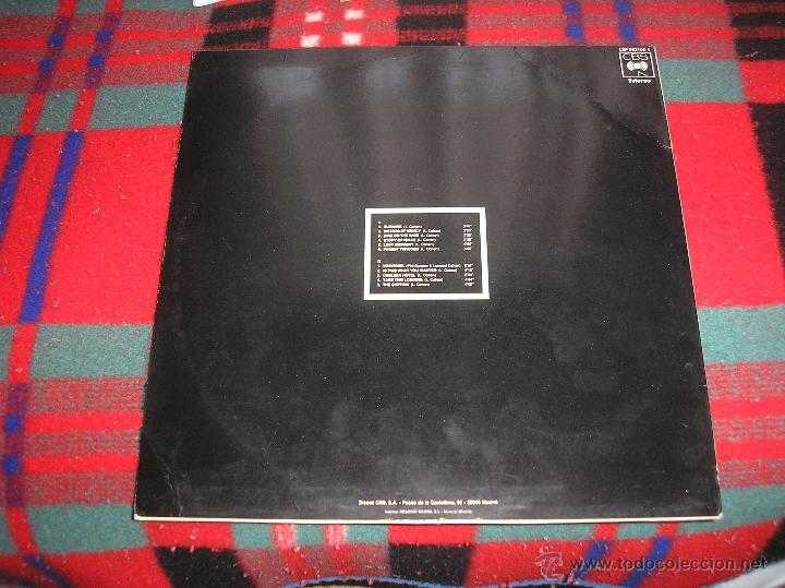 Discos de vinilo: LEONARD COHEN - ´LEONARD COHEN´ - LP ESPAÑOL - PROMO 1989 - - Foto 2 - 52879053
