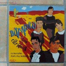 Discos de vinilo: DOMINGO Y LOS CÍTRICOS - LLORANDO POR UNA SOMBRA - MINI LP - LA FABRICA MAGNETICA - 1989 - POP ROCK. Lote 52879167