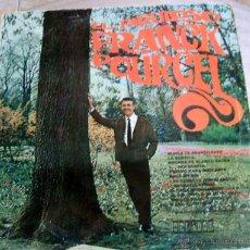 Discos de vinilo: EL FABULOSO FRANCK POURCEL - ORLADOR LP, 1968. Lote 52880120