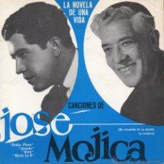 Discos de vinilo: JOSE MOJICA - LA NOVELA - LA LECHERA -, EP, DIME + 3, AÑO 1966. Lote 52885788