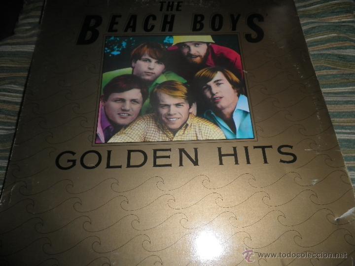 THE BEACH BOYS - GOLDEN HITS - READER´S DIGETS RECORDS 1986 - EDICION INGLESA GGOM-A-9-180 - (Música - Discos - LP Vinilo - Pop - Rock Extranjero de los 50 y 60)