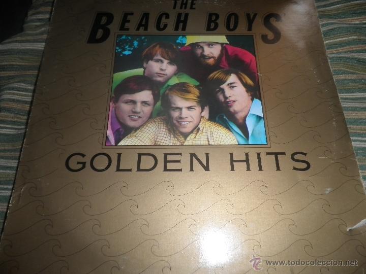 Discos de vinilo: THE BEACH BOYS - GOLDEN HITS - READER´S DIGETS RECORDS 1986 - EDICION INGLESA GGOM-A-9-180 - - Foto 2 - 52888304
