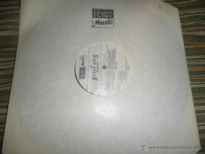 Discos de vinilo: THE BEACH BOYS - GOLDEN HITS - READER´S DIGETS RECORDS 1986 - EDICION INGLESA GGOM-A-9-180 - - Foto 13 - 52888304