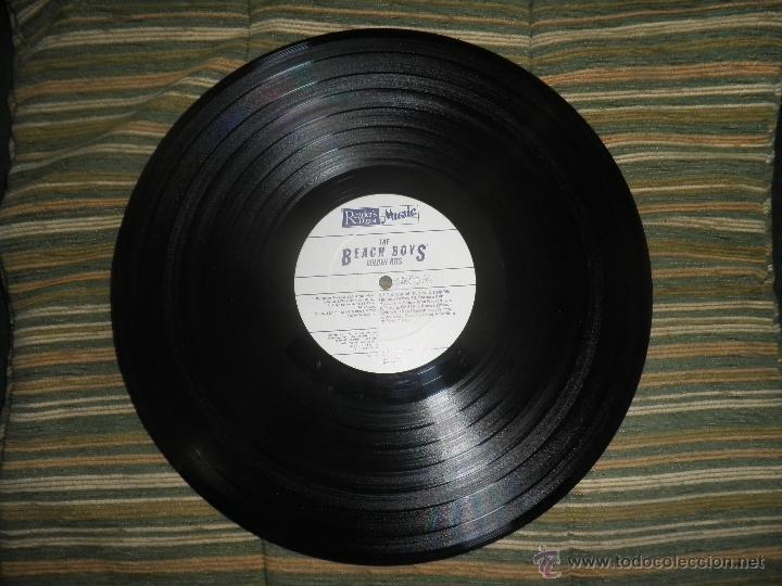 Discos de vinilo: THE BEACH BOYS - GOLDEN HITS - READER´S DIGETS RECORDS 1986 - EDICION INGLESA GGOM-A-9-180 - - Foto 14 - 52888304