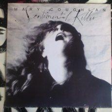 Discos de vinilo: MARY COUGHLAN - SENTIMENTAL KILLER - LP - VINILO - WARNER - 1992. Lote 52888602