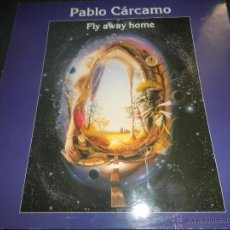 Discos de vinilo: PABLO CARCAMO - FLY AWAY HOME LP - ORIGINAL ALEMAN - ARC MUSIC RECORDS 1985 - MUY NUEVO (5) -. Lote 52889593