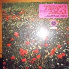 Discos de vinilo: LP TIEMPO PARA AMAR, MUSICA RELIGIOSA. EDICION PAX DE 1973 (RARA). MARIA PILAR ESCUDERO.. Lote 52891204