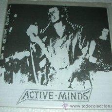 Discos de vinilo: ACTIVE MINDS – DIS IS GETTING PATHETIC... EP 8 TEMAS - PUNK HARDCORE 1995. Lote 52892343