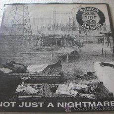 Discos de vinilo: HEALTH HAZARD – NOT JUST A NIGHTMARE - EP 9 TEMAS - MINSTREL RECORDS 1993 - HARDCORE PUNK. Lote 52892691