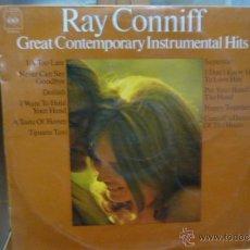Discos de vinilo: RAY CONNIFF LP. Lote 52904346