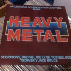 Discos de vinilo: HEAVY METAL - PROMO - LP. Lote 52907261